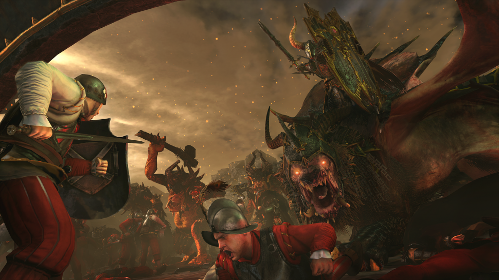 Creative Assembly zeigt im neuen Gameplay-Video die Zwergen-Kampagne in Total War: Warhammer. (1)