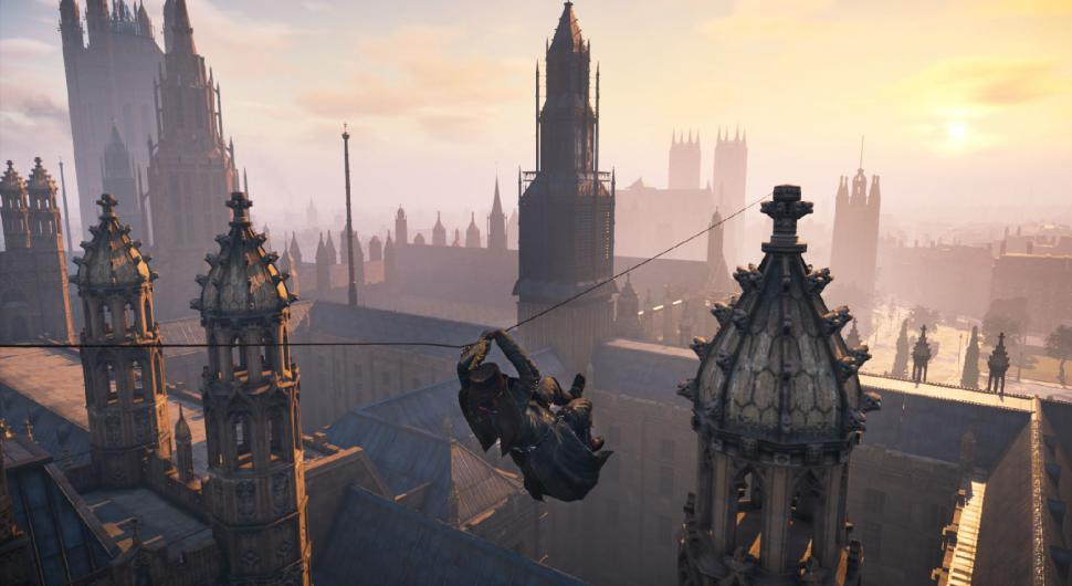 Assassin's Creed Syndicate hat Probleme mit Nvidia SLI.  (1)