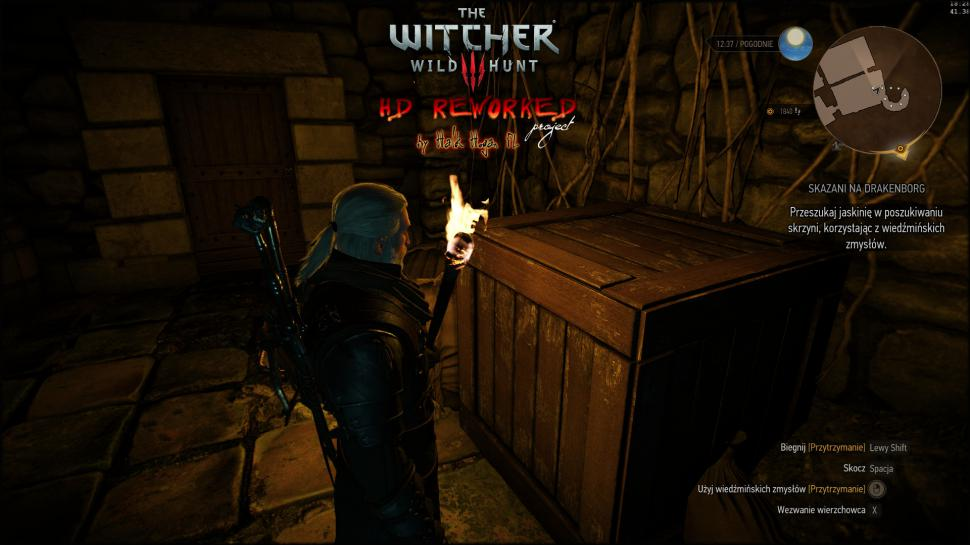 "Die ""HD Reworked Project""-Mod bringt HD-Texturen in die Welt von The Witcher 3. (1)"