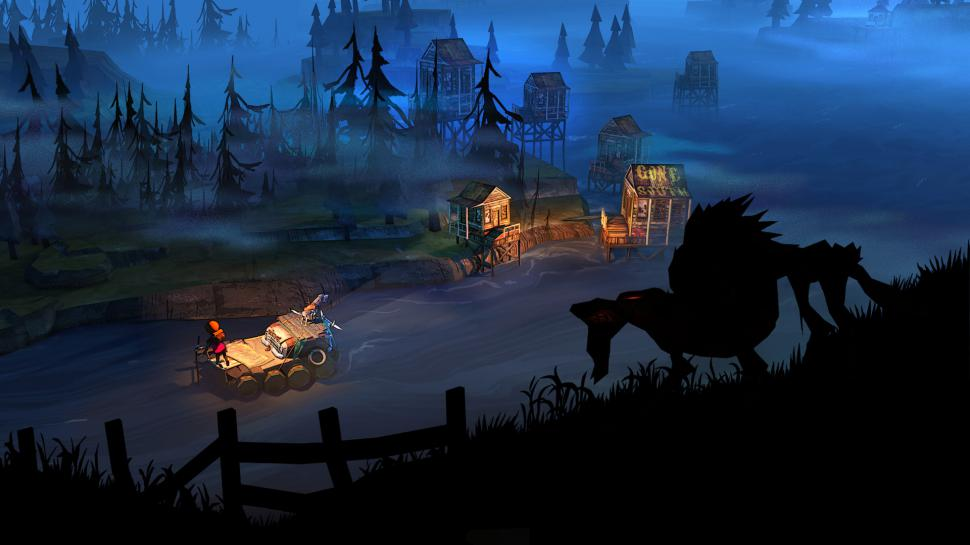 The Flame in the Flood hat einen Release-Termin. (1)