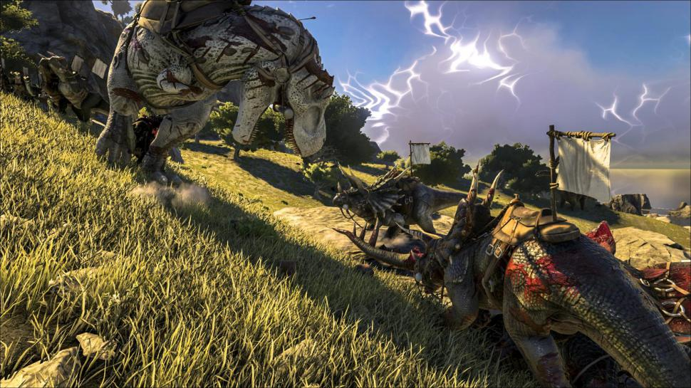ARK: Survival Of The Fittest soll E-Sportler ansprechen. (1)