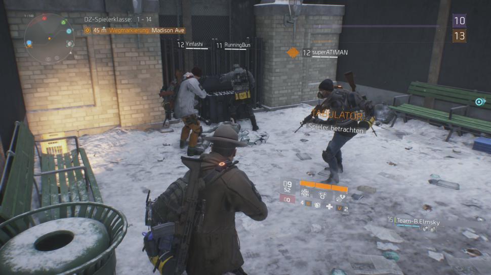 "The Division: Der ""Honest Game Trailer"" zum Shooter (1)"