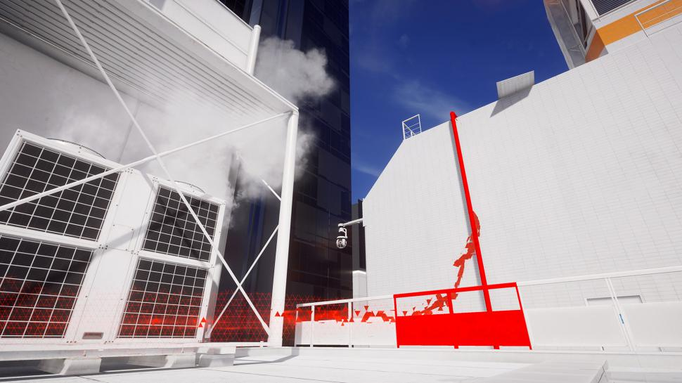 Die Runner Vision fungiert in Mirror's Edge Catalyst als vollwertiges GPS-System. (1)