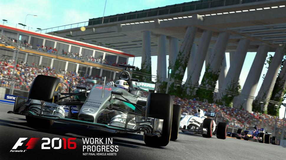 Codemasters plant eine Closed Beta zu F1 2016. (1)