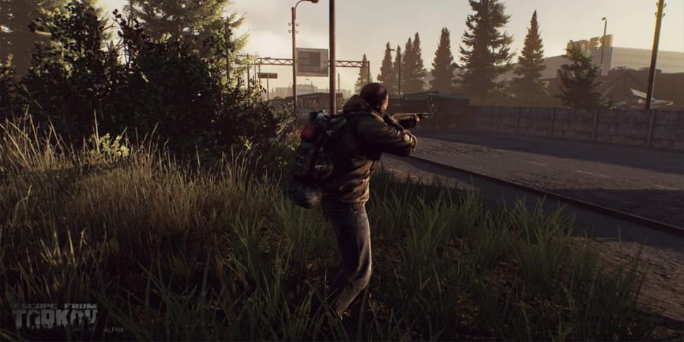 Escape from Tarkov im Vorschauvideo von PC Games.