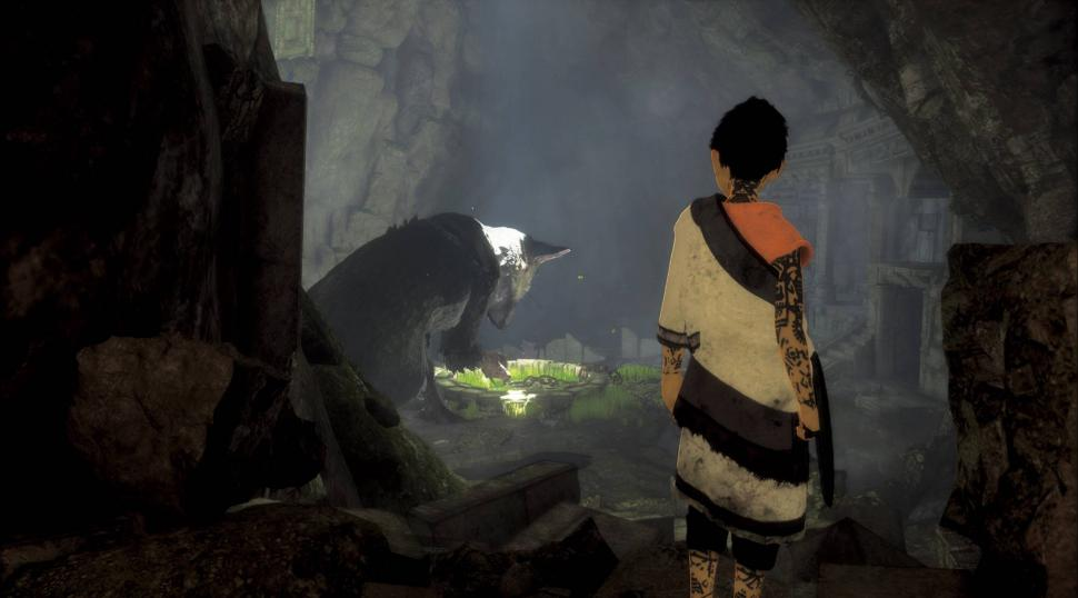 The Last Guardian: Collector's Edition kommt mit Trico-Statue (2)