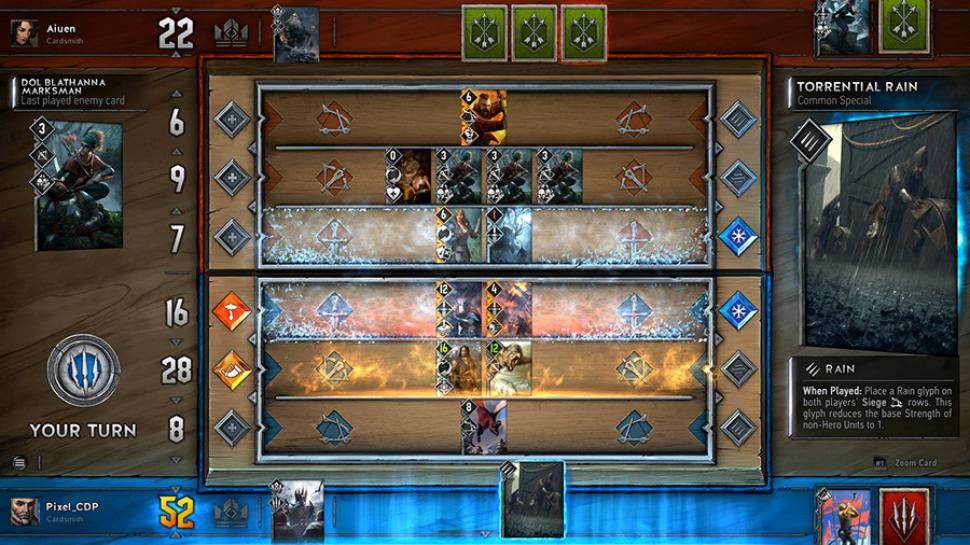 Gwent: The Witcher Card Game - Entwickler streben Cross-Play an. (1)