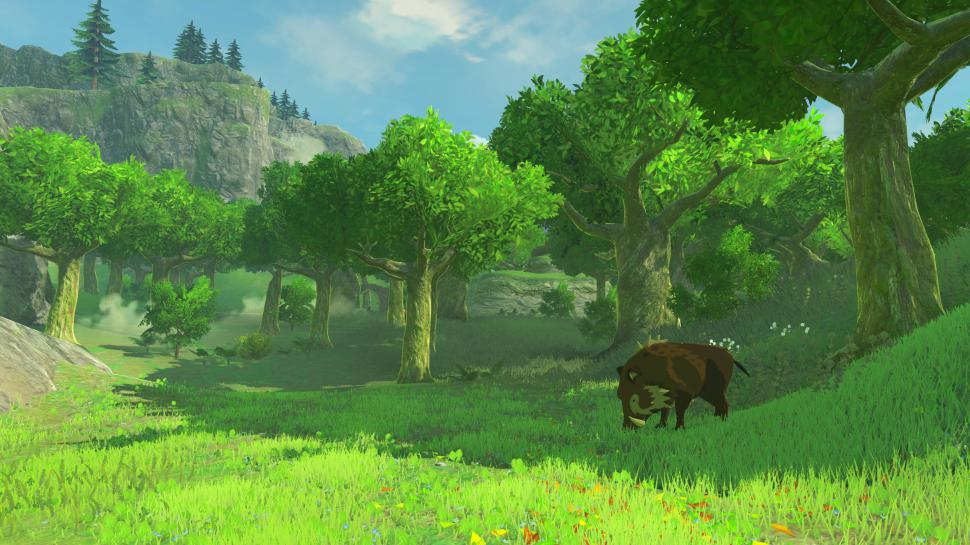 The Legend of Zelda: Breath of the Wild - Produzent spricht über Sprachausgabe und Sci-Fi-Elemente (1)