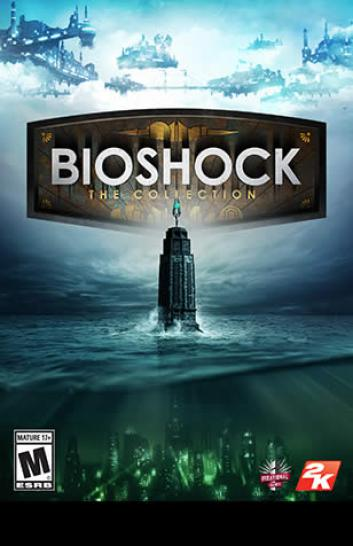 Bioshock Collection:Neuauflage durch Publisher enthüllt? (1)