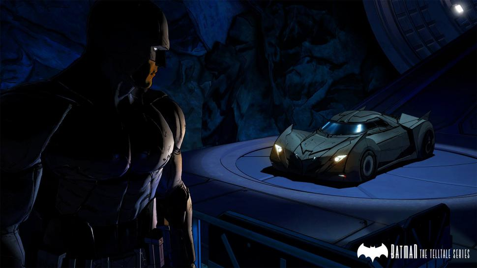 Batman - Episode 1 erscheint im August als Download. (1)