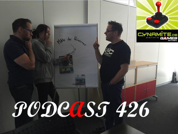 Games Aktuell Podcast 426: Andy, Katha, Thomas