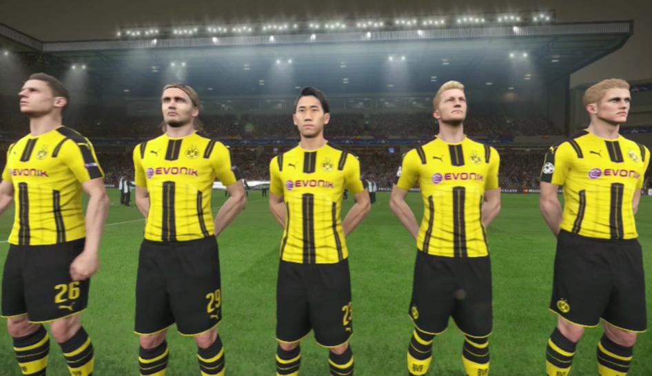 Pro Evolution Soccer 2017: Erste Steam-Reviews - Gameplay: Top, Grafik: Flop (1)