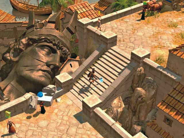 Titan Quest Gold Edition screenshot 4.