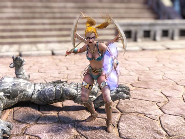 Студия Ascaron выпустила мясистый патч к игре Sacred 2. Это даж