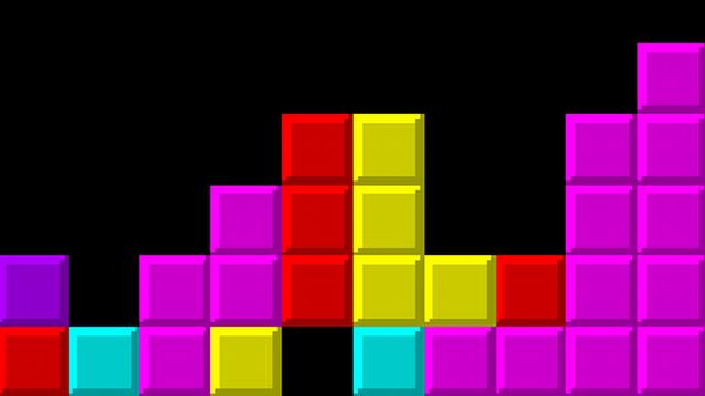 Tetris Blöcke