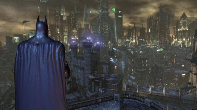 Batman arkham city directx 11 download.
