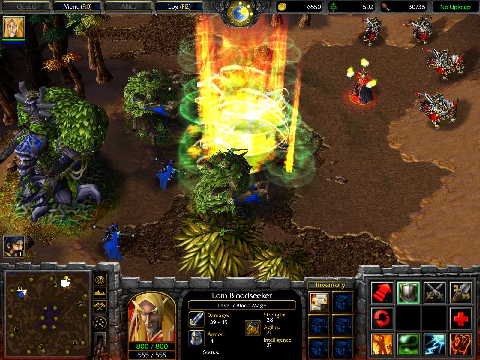 Скачать Патчи для Warcraft III.