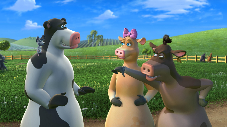 Bald auf DVD: Der tierisch verrückte Bauernhof - Gamesaktuell ...