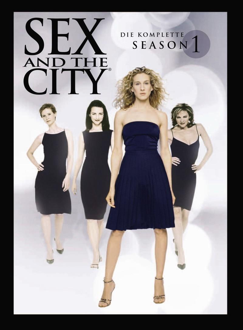 Секс в большом городе 1 сезон / Sex and the City (DVD) .