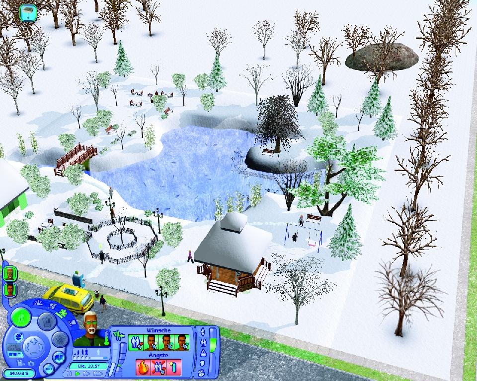 Die Sims 3 Jahreszeiten Online Hookup
