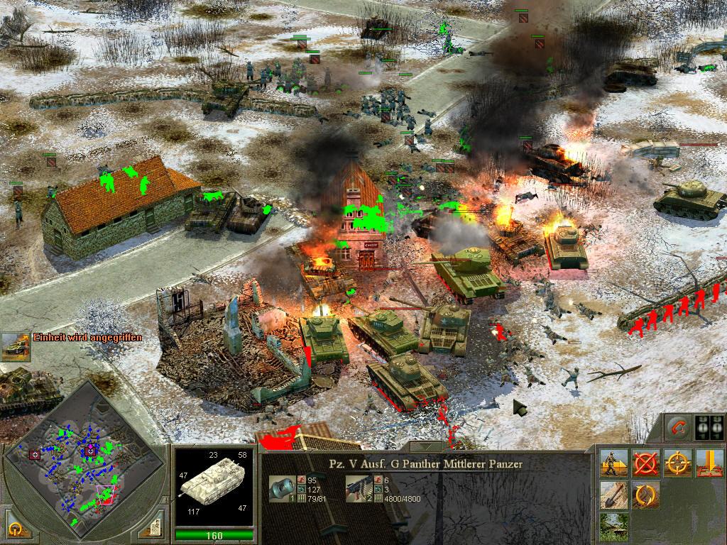 Blitzkrieg 2 Коды Игре