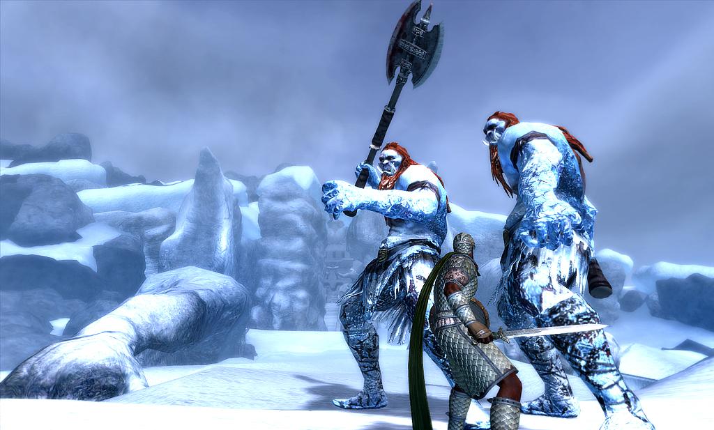 Все скриншоты для Age of Conan Rise of the Godslayer - рус. Ключ