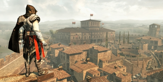 "Assassins's Creed 2 ist offenbar als Remastered-Version Teil der ""Ezio Collection""."