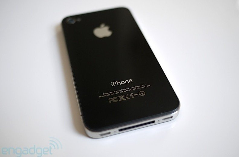 IPhone 4 16GB Black Factory Unlocked Complete.