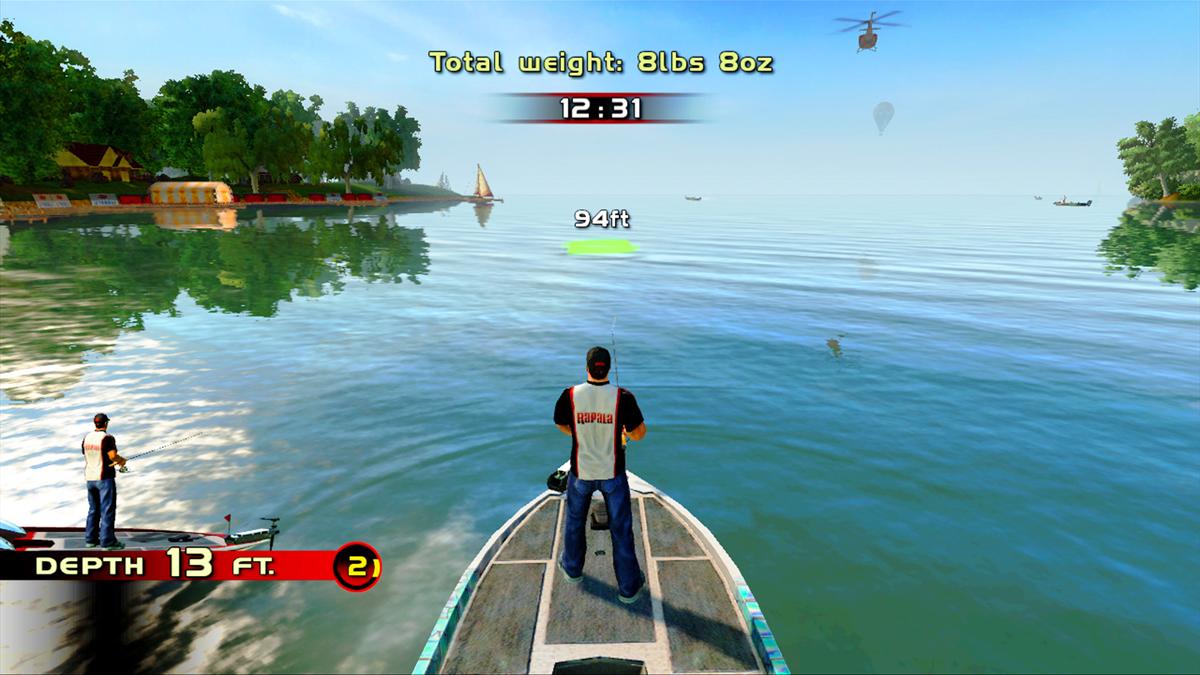 Bild 2 zu Rapala Pro Bass Fishing