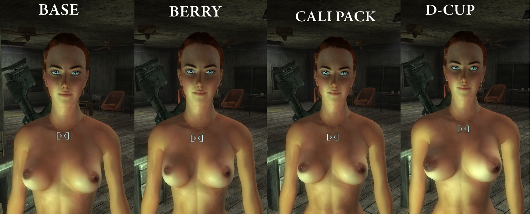 Fallout 4 naked chicks porn women