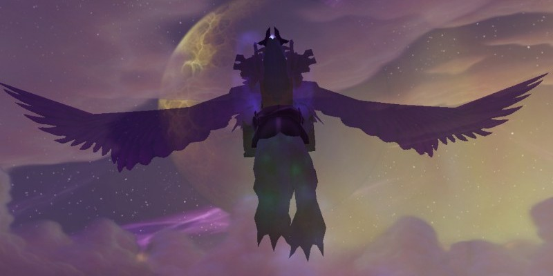 Das Flugverbot in World of Warcraft wirdmit Patch 6.2 nun doch aufgehoben.