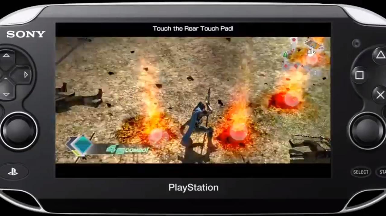 Sony Ps Vita Games Screenshots : Playstation vita sony gibt preise für games und