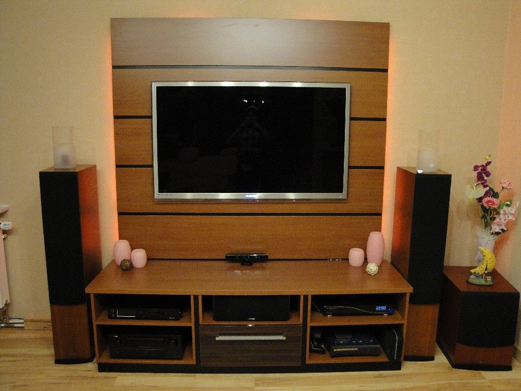 Luxus heimkino m nner bauen sich einklappbare for 7 1 wohnzimmer
