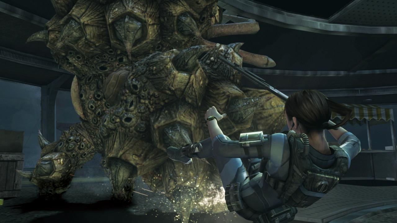 Кряк для Resident Evil Revelations.