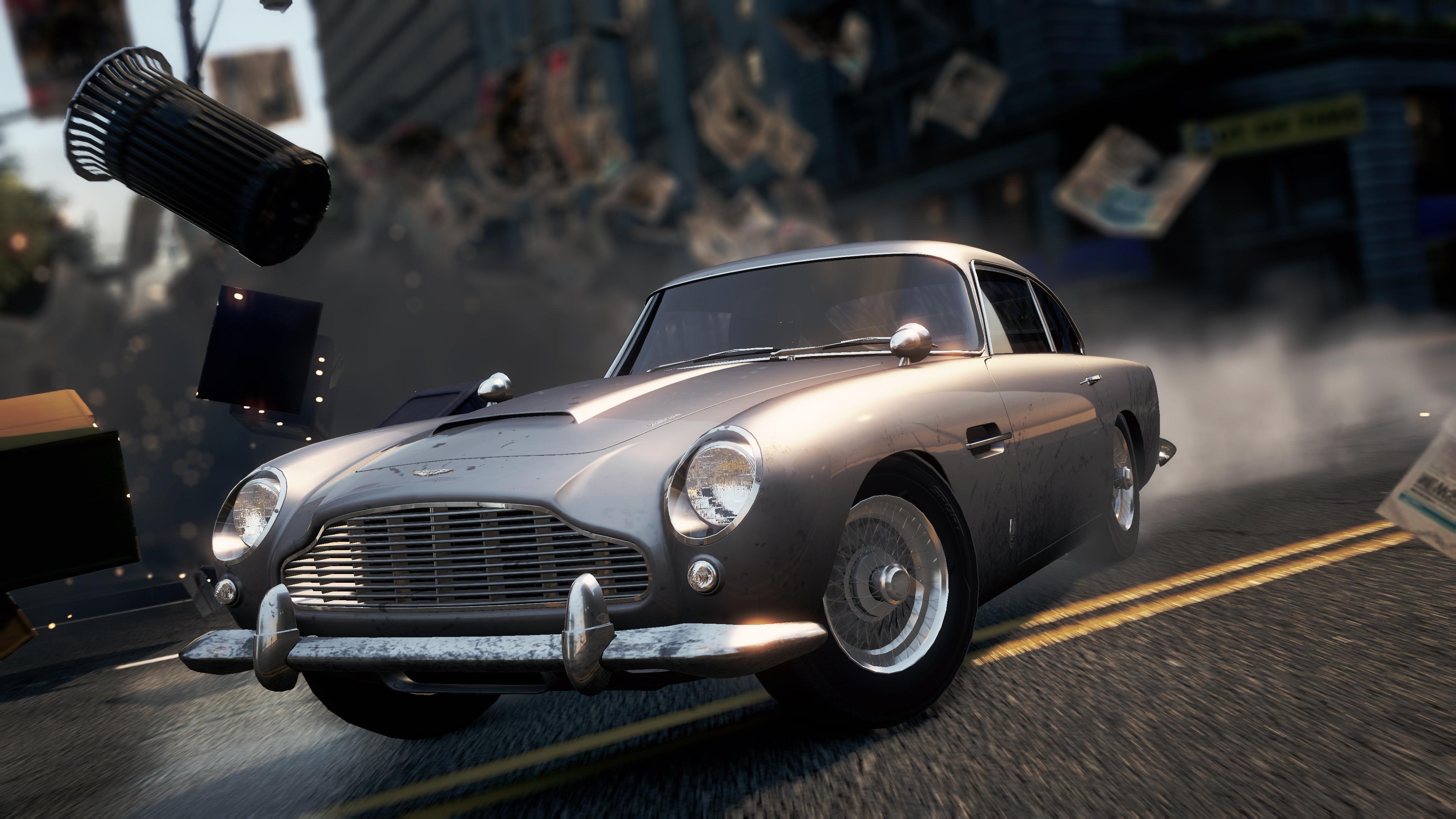 Три новых DLC для Need for Speed Most Wanted объявлены.