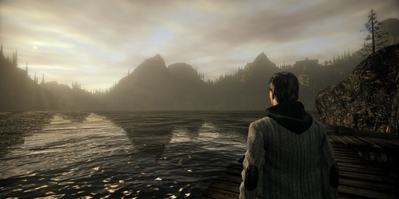 Arbeitet Remedy an Alan Wake - Remastered Edition und Alan Wake 2 für die Xbox One?