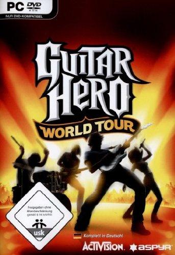 Guitar Hero World Tour Test Tipps Videos News Release Termin