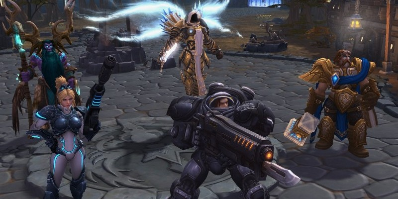 Heroes of the Storm: Alpha-Zugänge abstauben. (2)