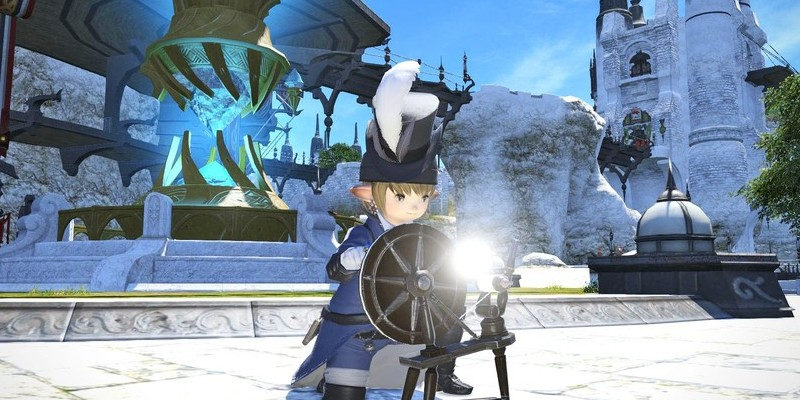 Final Fantasy 14: A Realm Reborn - Test der PS4-Version.