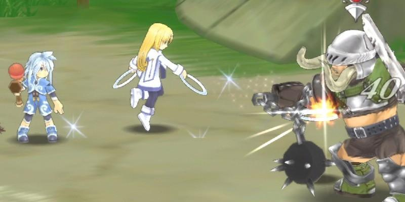 Tales of Symphonia Chronicles im Test.