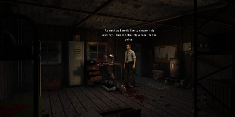 The Mystery of Oak Island ist ein klassisches Point&Click-Adventure. (6)