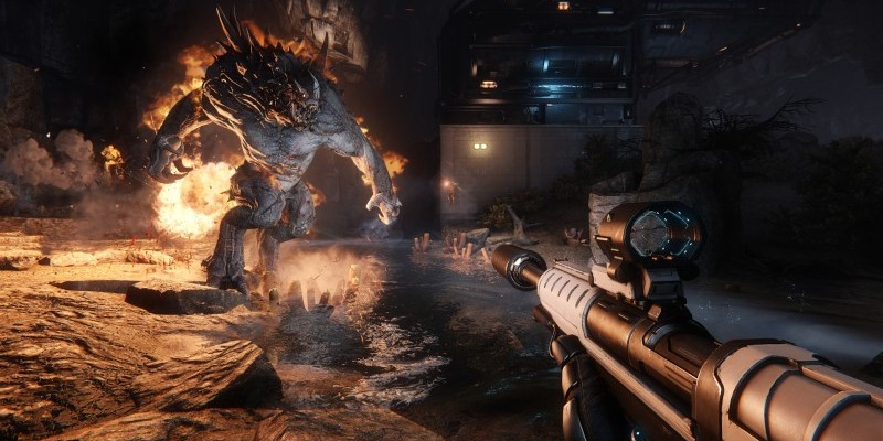 Evolve geht in die Big-Alpha. (2)