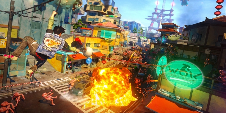 Sunset Overdrive: Entwickler bekundet Interesse an PC-Version  (5)