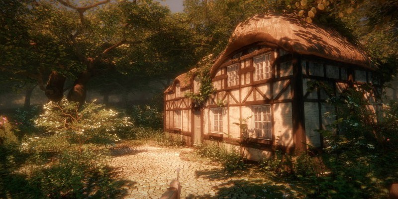 Everybody's Gone To The Rapture geht bald in die Beta-Phase über, s oThe Chinese Room via Twitter.