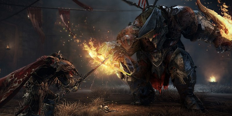 Release-Termin datiert: Am 31. Oktober kommt Lords of the Fallen in den Handel.