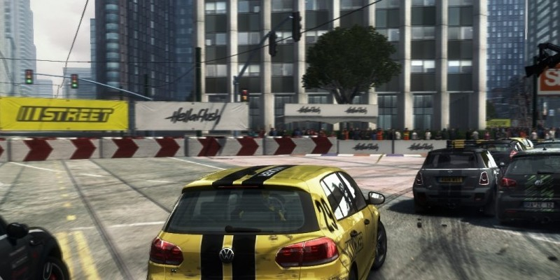 Grid Autosport: Community Manager verteidigt Boost-Pack.