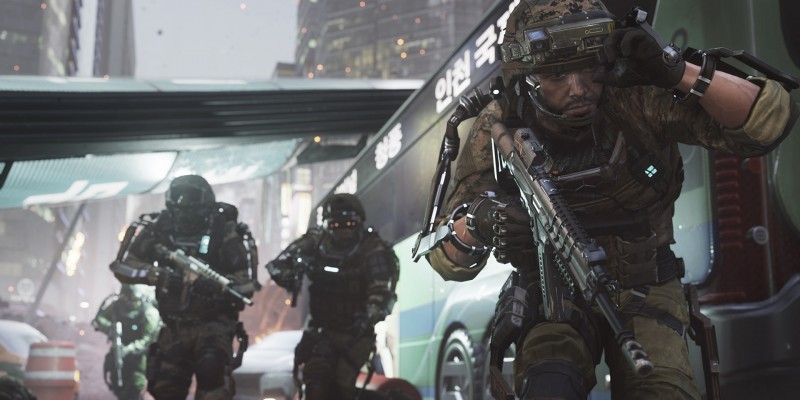 Call of Duty: Advanced Warfare - Neuer Patch steht zum Download bereit