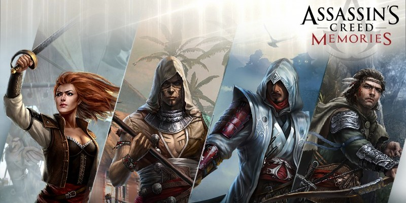 Assassin's Creed: Memories dürfte ein direkter Konkurrent zu Blizzards Hearthstone: Heroes of Warcraft werden. Ubi hat das Card-Battle-Game nun für iPhone und iPad angekündigt.