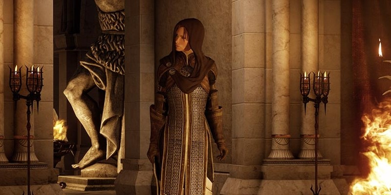 Dragon Age: Inquisition - Zweites Gameplay-Video mit Story-Inszenierung und Taktikmodus.