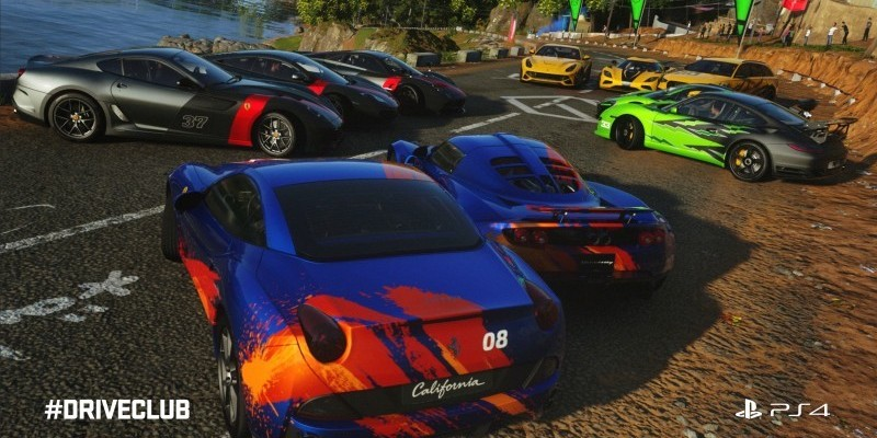 Driveclub - Frustrierende Server-Situation. (2)